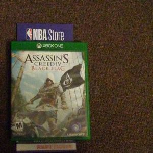 Im selling a assassins Creed Black Flag